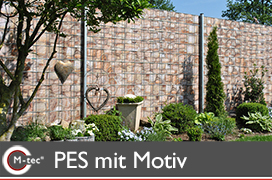 Alternative M-tec PES mit Motiv