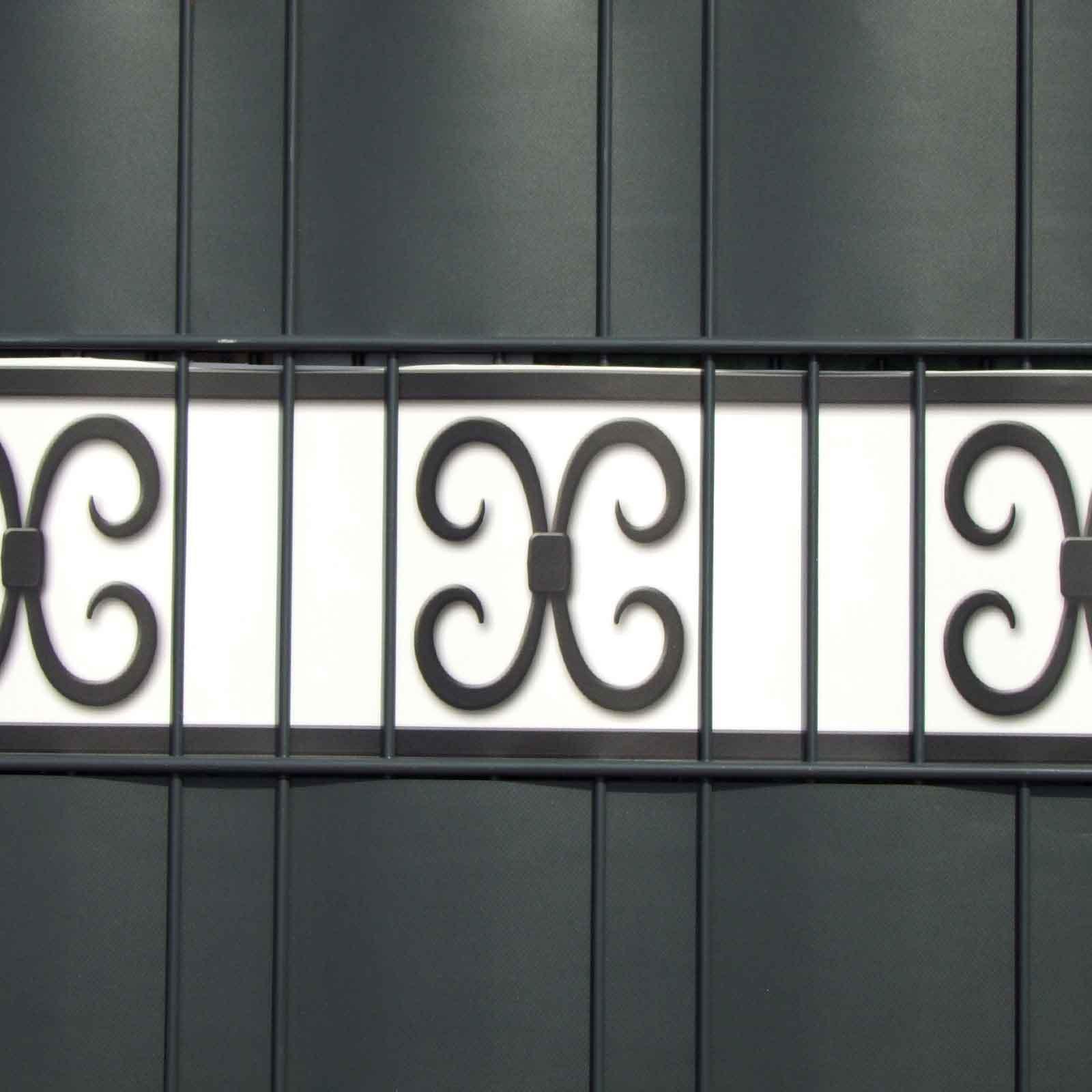 PVC Designstreifen Druck Motiv Merano