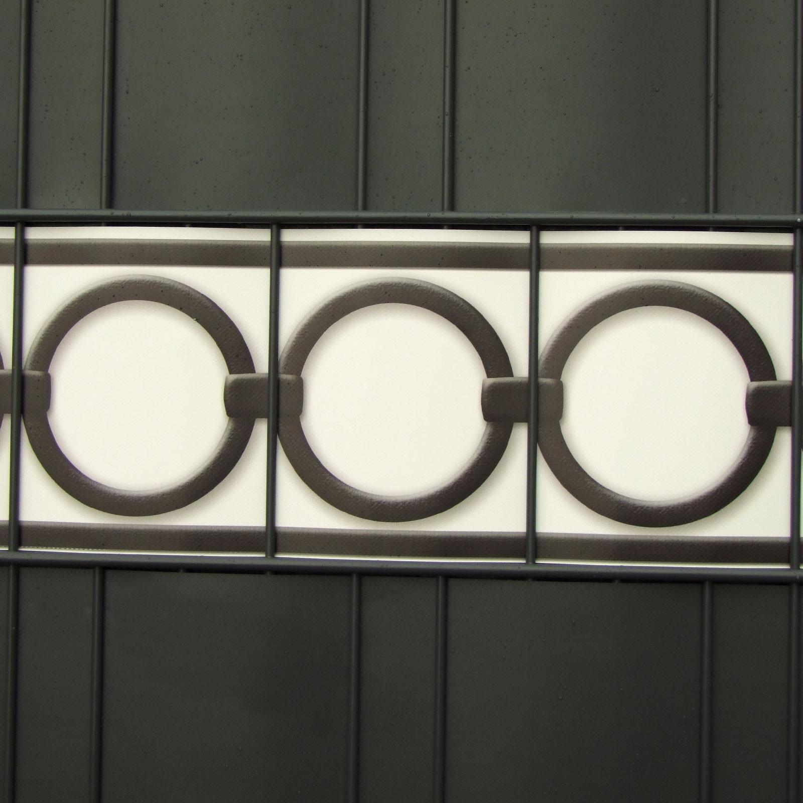 Design Druck Dekorblende - Berlin