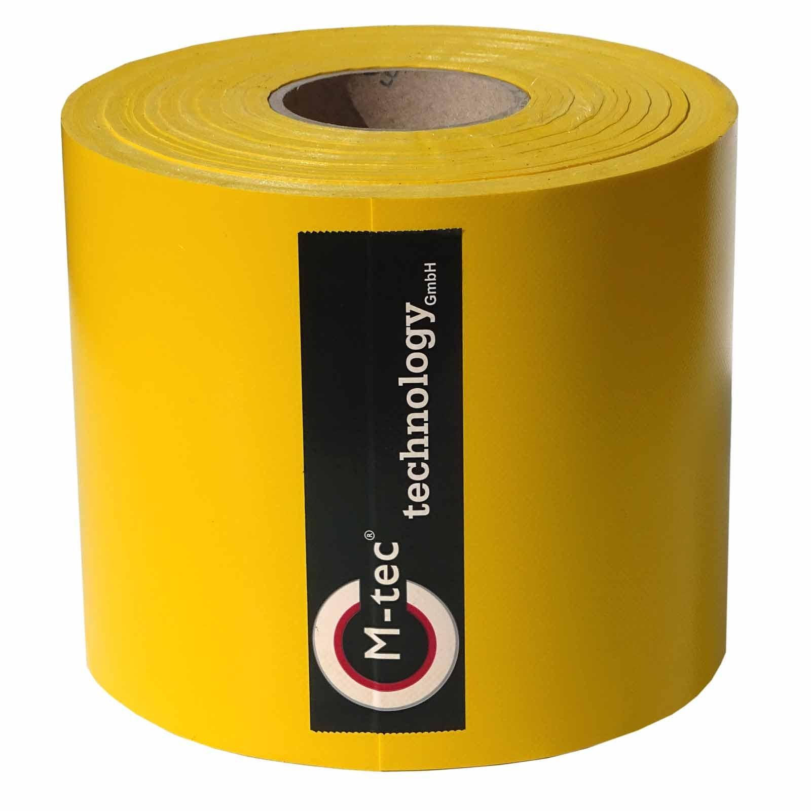 M-tec Profi-line ® Sichtschutzstreifen | gelb