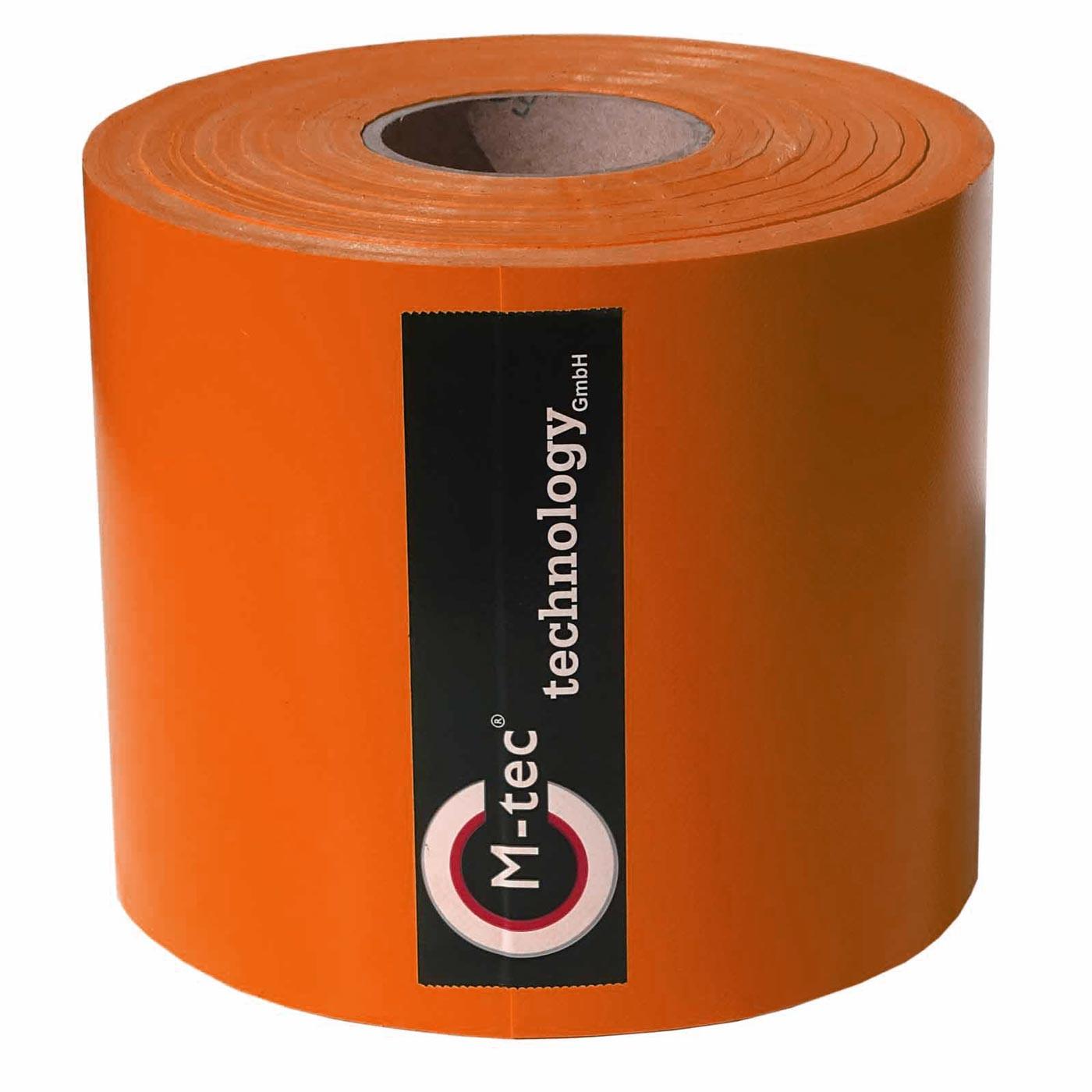 M-tec Profi-line ®  Sichtschutz orange