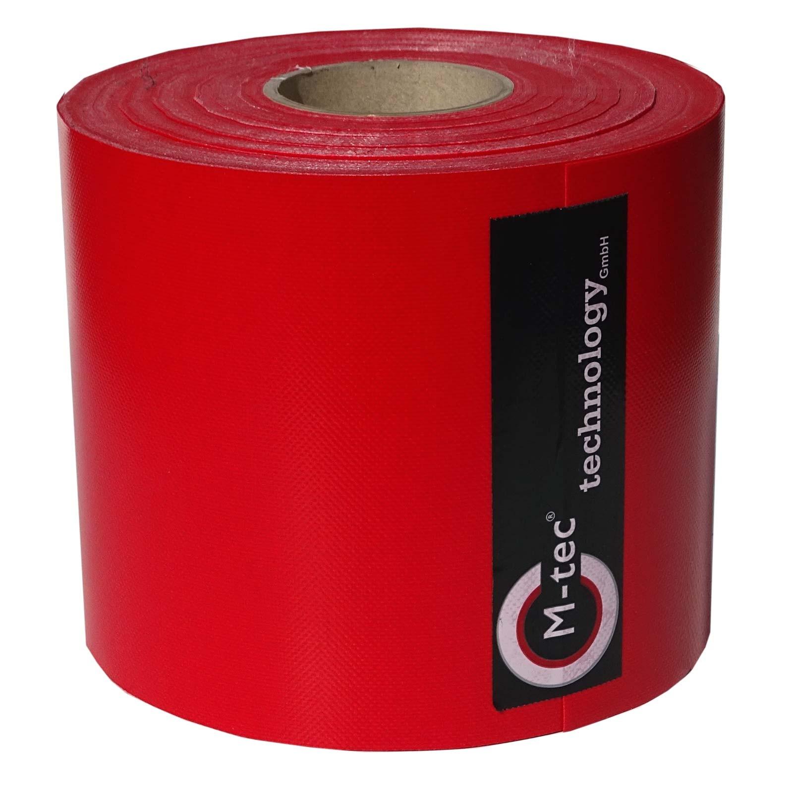 M-tec Profi-line ® - Weich PVC rot