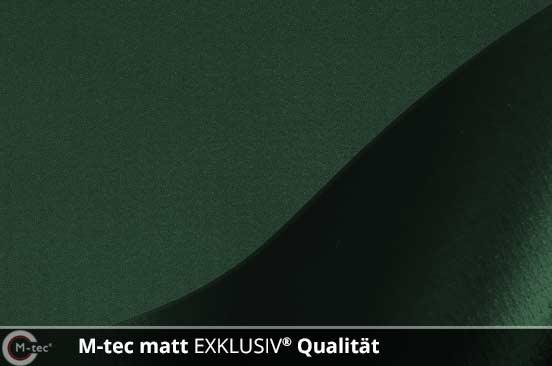 M-tec matt EXKLUSIV Qualität grün